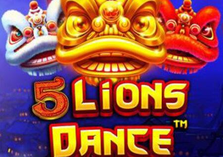 5 Lions Dance Online Gratis