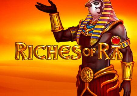 Riches of RA Online Gratis