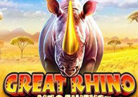 Great Rhino Megaways Online Gratis