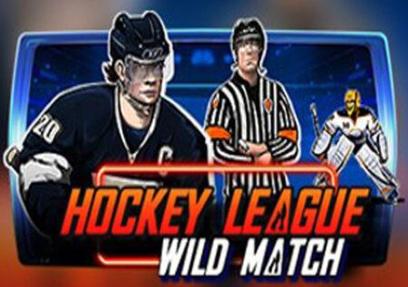Hockey League Wild Match Online Gratis
