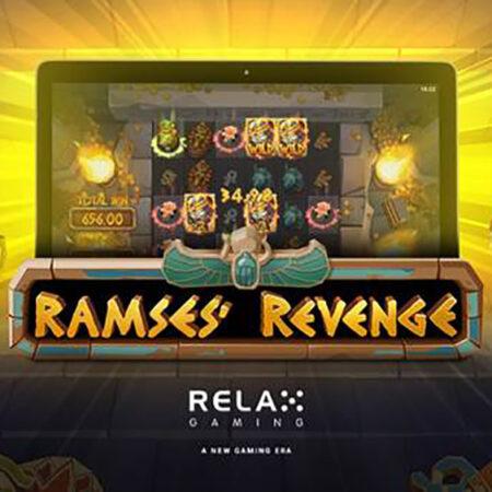 Relax Gaming trezește morții de acest Halloween cu Ramses' Revenge