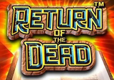 Return Of The Dead Online Gratis