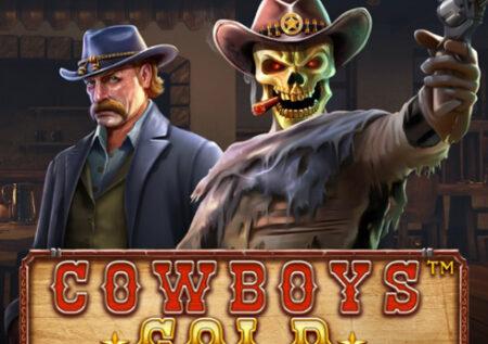 Cowboys Gold Online Gratis