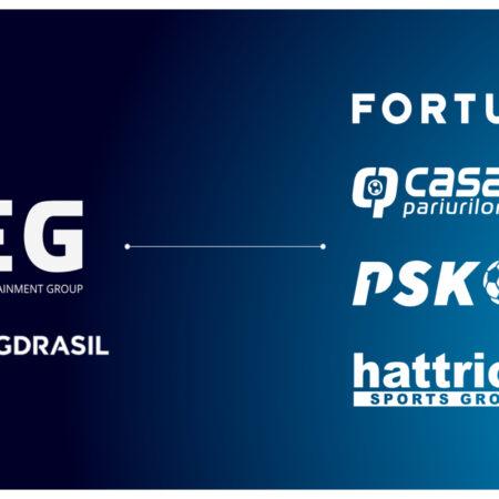 Yggdrasil semnează un acord de conținut cu Fortuna Entertainment Group