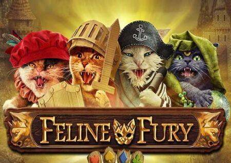 Feline Fury Online Gratis