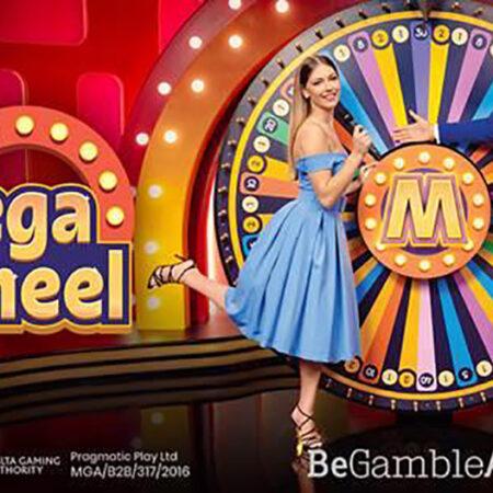 Pragmatic Play dezvăluie Mega Wheel – primul lor joc show de cazino live