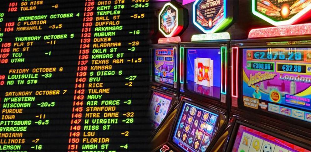 Pariuri Sportive Sau Jocuri Cazino Online?