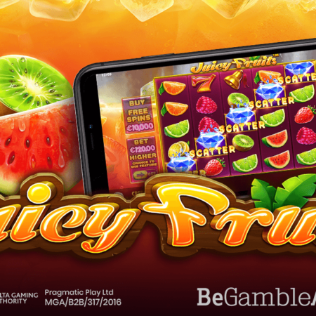 Pragmatic Play Lansează Un Joc Suculent: Juicy Fruits