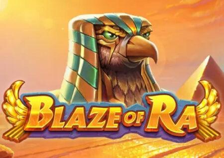 Blaze Of Ra Online Gratis