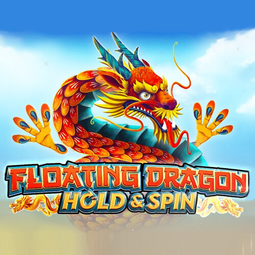 Floating Dragon Hold and Spin Online Gratis