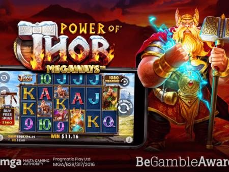 Pragmatic Play Adaugă Un Nou Hit Electrizant: Power Of Thor Megaways