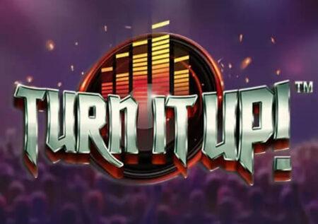 Turn It Up Online Gratis