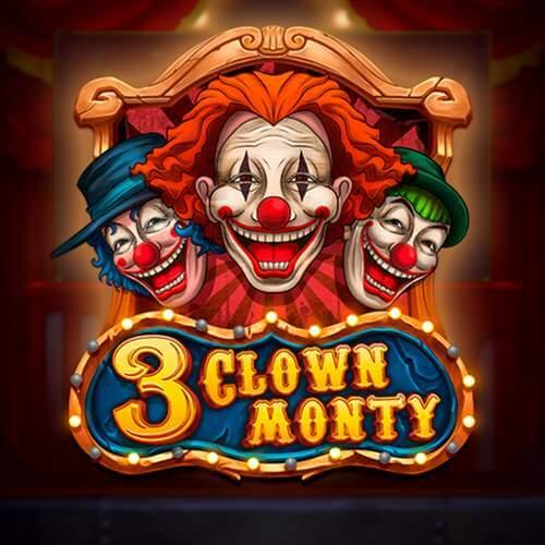 3 Clown Monty Online Gratis