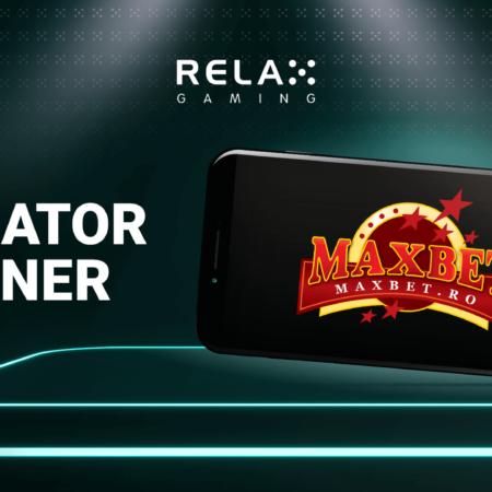 Relax Gaming Intră În Portofoliul MaxBet.ro