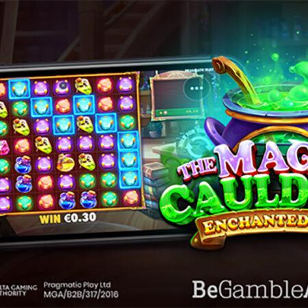 Pragmatic Play Amestecă O Poțiune Magică În The Magic Cauldron – Enchanted Brew