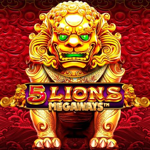 5 Lions Megaways Online Gratis