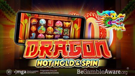 Pragmatic Play Ne Oferă Un Joc Înflăcărat În Dragon Hot Hold and Spin