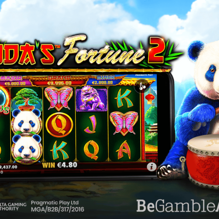 Pragmatic Play A Pregătit O Aventură Liniștită În Panda's Fortune 2
