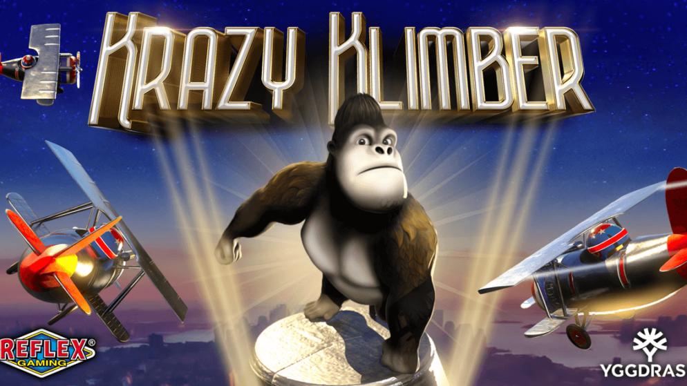 Yggdrasil și Reflex Gaming se pregătesc de o aventură în Krazy Klimber