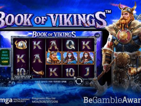 Pragmatic Play Intră În Cultura Norvegiană cu Book Of Vikings