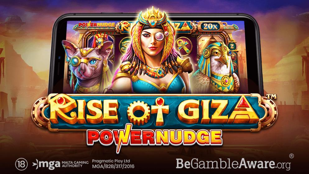 Jocul pragmatic răstoarnă scenariul cu Rise of Giza PowerNudge